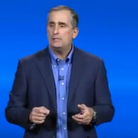 Intel CES 2014 Keynote